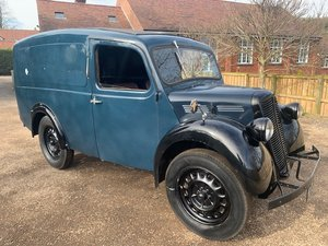 1949 Morris 10 Y Type Van For Sale by Auction