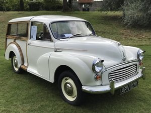1971 Morris Traveller 'Eeyore' For Sale by Auction