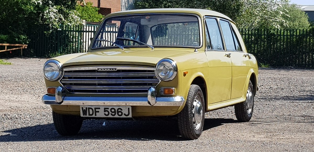1971 Morris 1100 Mk2  SOLD (picture 1 of 6)