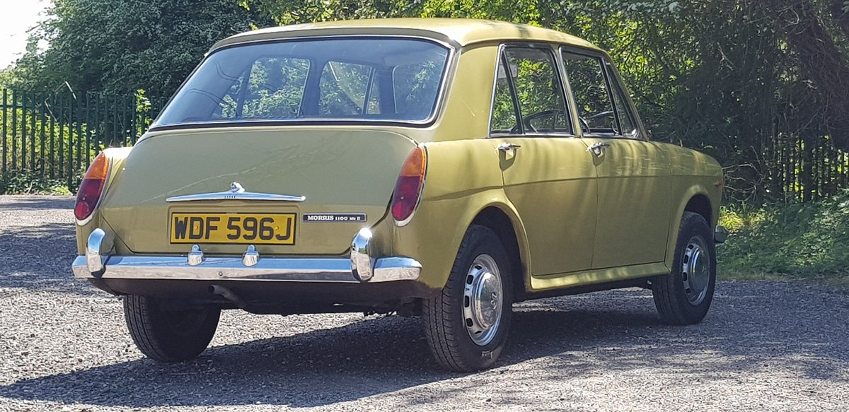 1971 Morris 1100 Mk2  SOLD (picture 3 of 6)