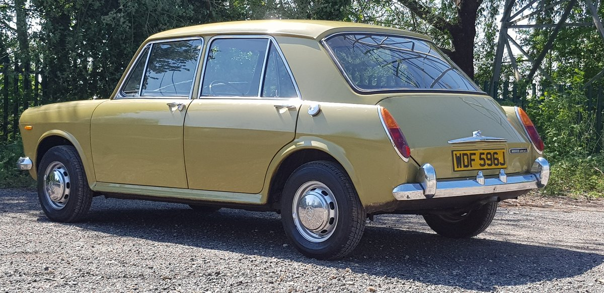 1971 Morris 1100 Mk2  SOLD (picture 4 of 6)