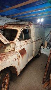 1952 Morris oxford mo van