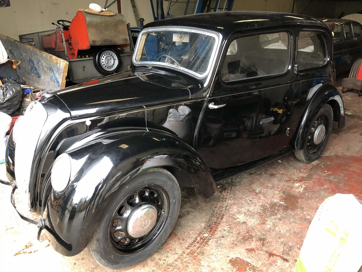 1940 Morris 8 Series E For Sale (picture 2 of 6)