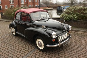 Picture of 1967 Morris Minor - Traveller, Convertible, Saloon, Van WANTED! For Sale