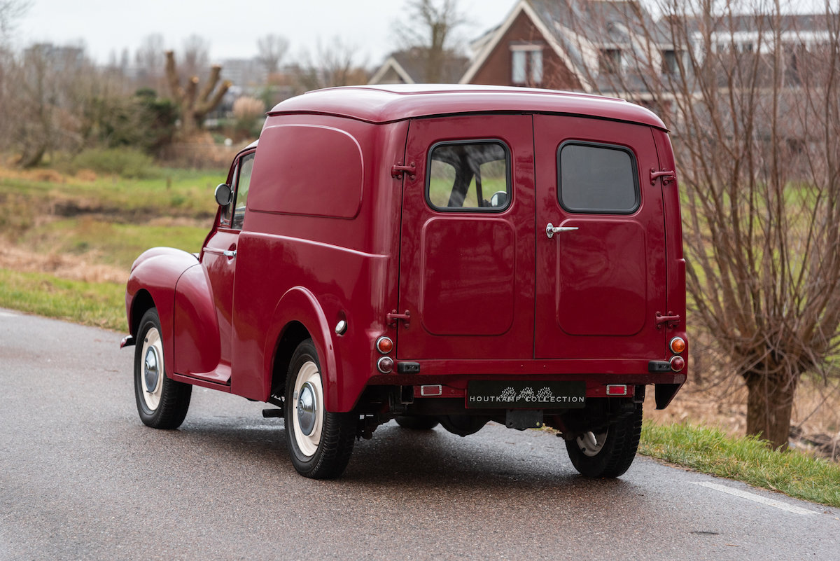1968 MORRIS MINOR VAN / COMMERCIAL, nicely restored exampke For Sale (picture 3 of 6)