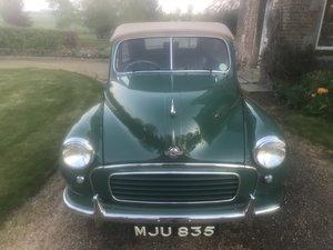1955 Morris Minor Convertible