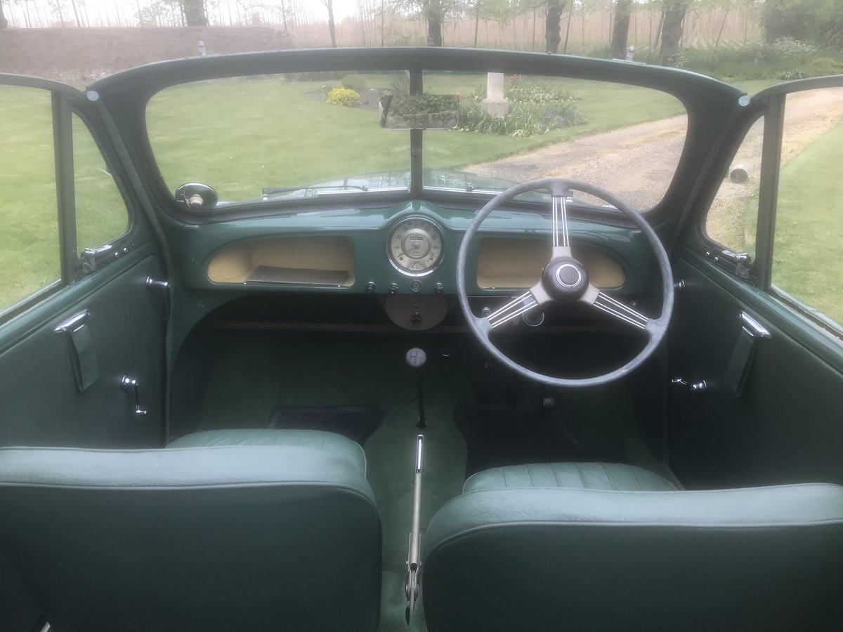 1955 Morris Minor Convertible For Sale (picture 6 of 6)