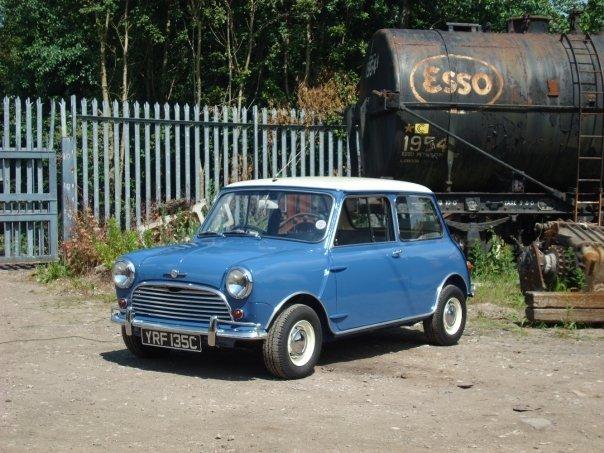 1965 Morris Mini Cooper  For Sale (picture 1 of 6)