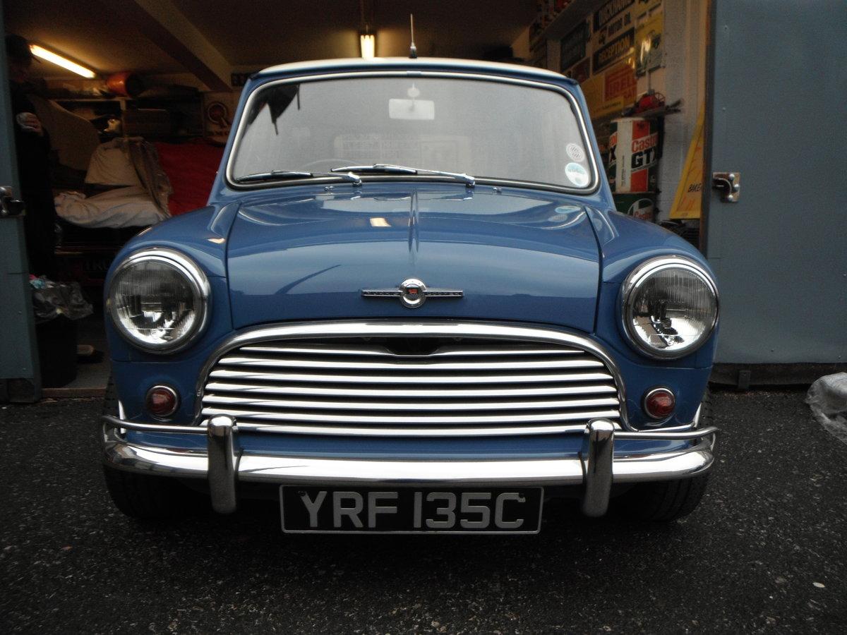 1965 Morris Mini Cooper  For Sale (picture 3 of 6)