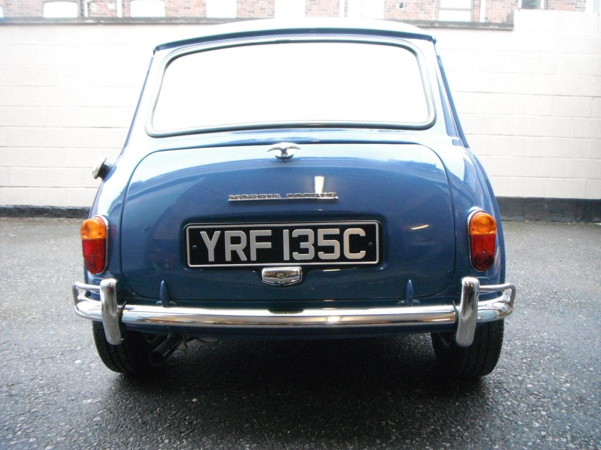 1965 Morris Mini Cooper  For Sale (picture 4 of 6)