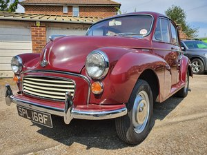 Morris Minor 1000 4dr  - Exceptional Condition