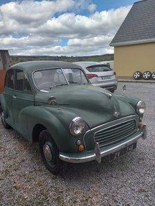 Morris minor split windscreen