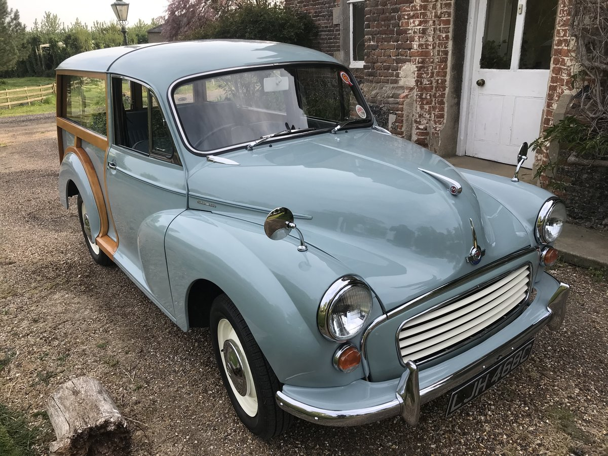 1965 Morris Minor Traveller  For Sale (picture 1 of 6)