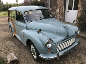 Picture of 1965 Morris Minor Traveller  For Sale