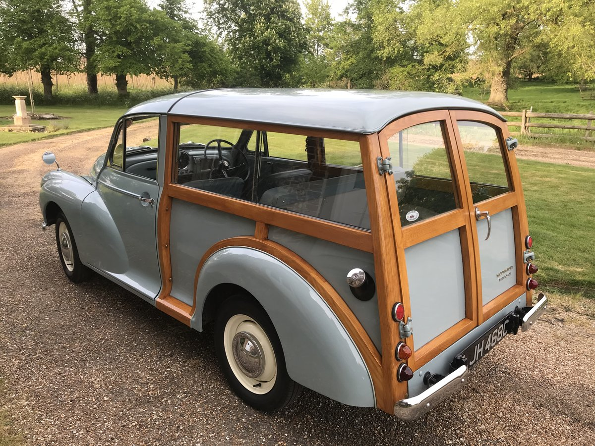 1965 Morris Minor Traveller  For Sale (picture 2 of 6)