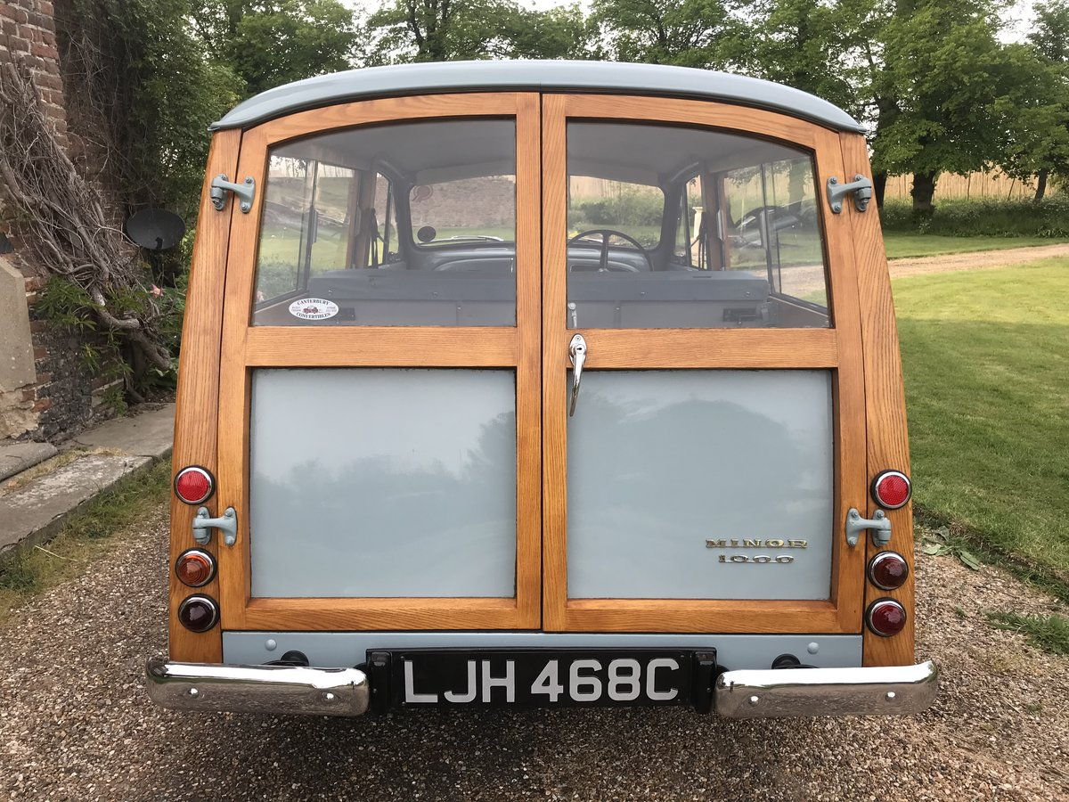 1965 Morris Minor Traveller  For Sale (picture 3 of 6)