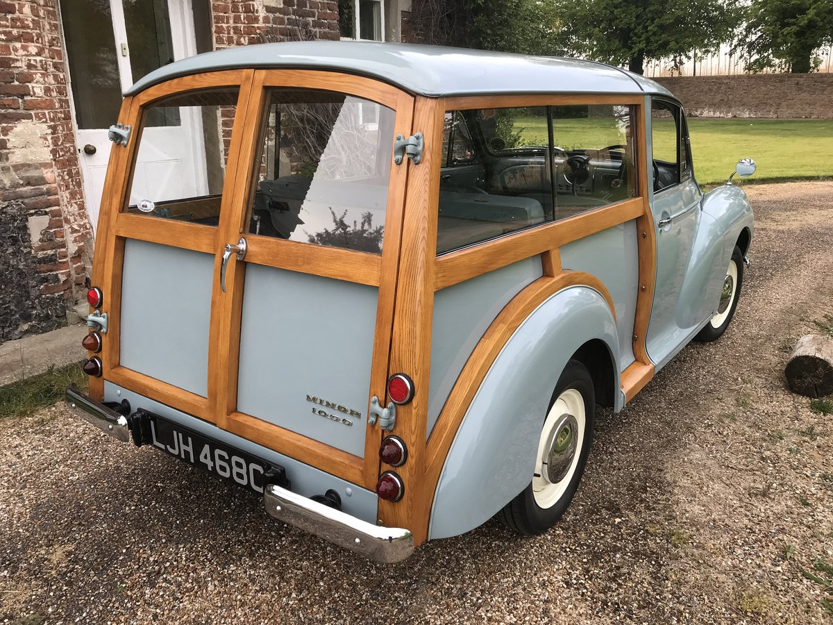 1965 Morris Minor Traveller  For Sale (picture 4 of 6)