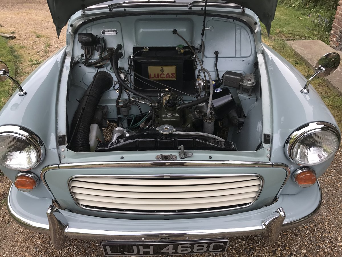 1965 Morris Minor Traveller  For Sale (picture 6 of 6)