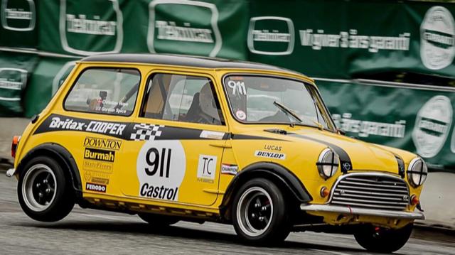 1966 Morris Mini MK1 FIA Period G For Sale (picture 1 of 6)