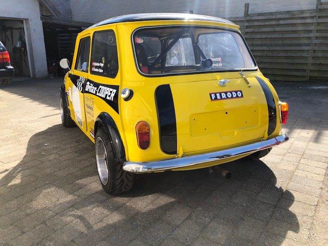 1966 Morris Mini MK1 FIA Period G For Sale (picture 4 of 6)