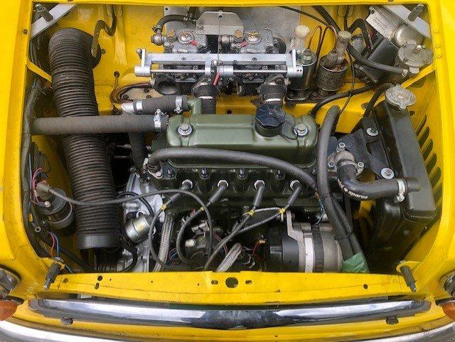 1966 Morris Mini MK1 FIA Period G For Sale (picture 5 of 6)