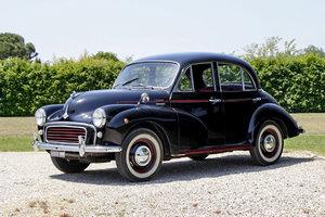 1958 Orig. Italian lhd Morris Minor SOLD
