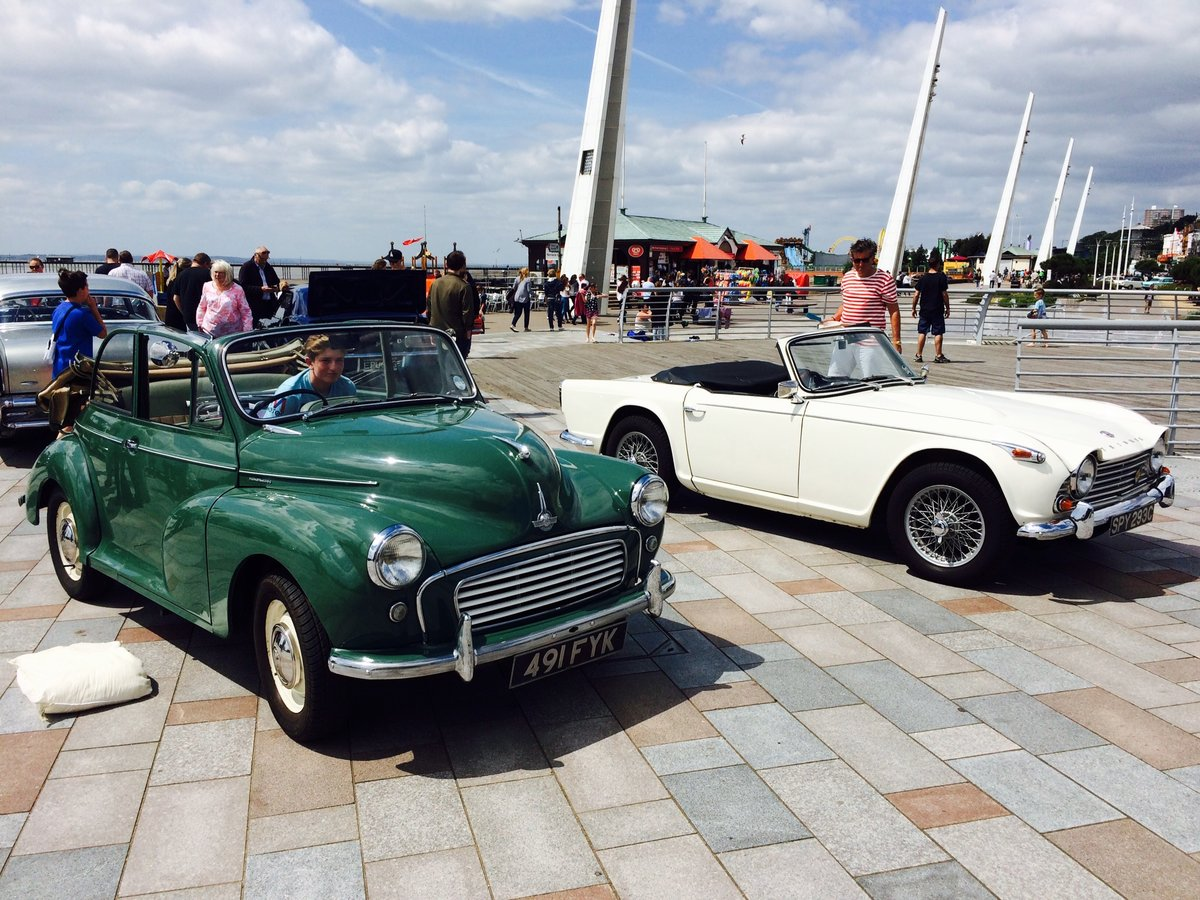 1963 Morris minor Genuine factory convertible For Sale (picture 1 of 6)