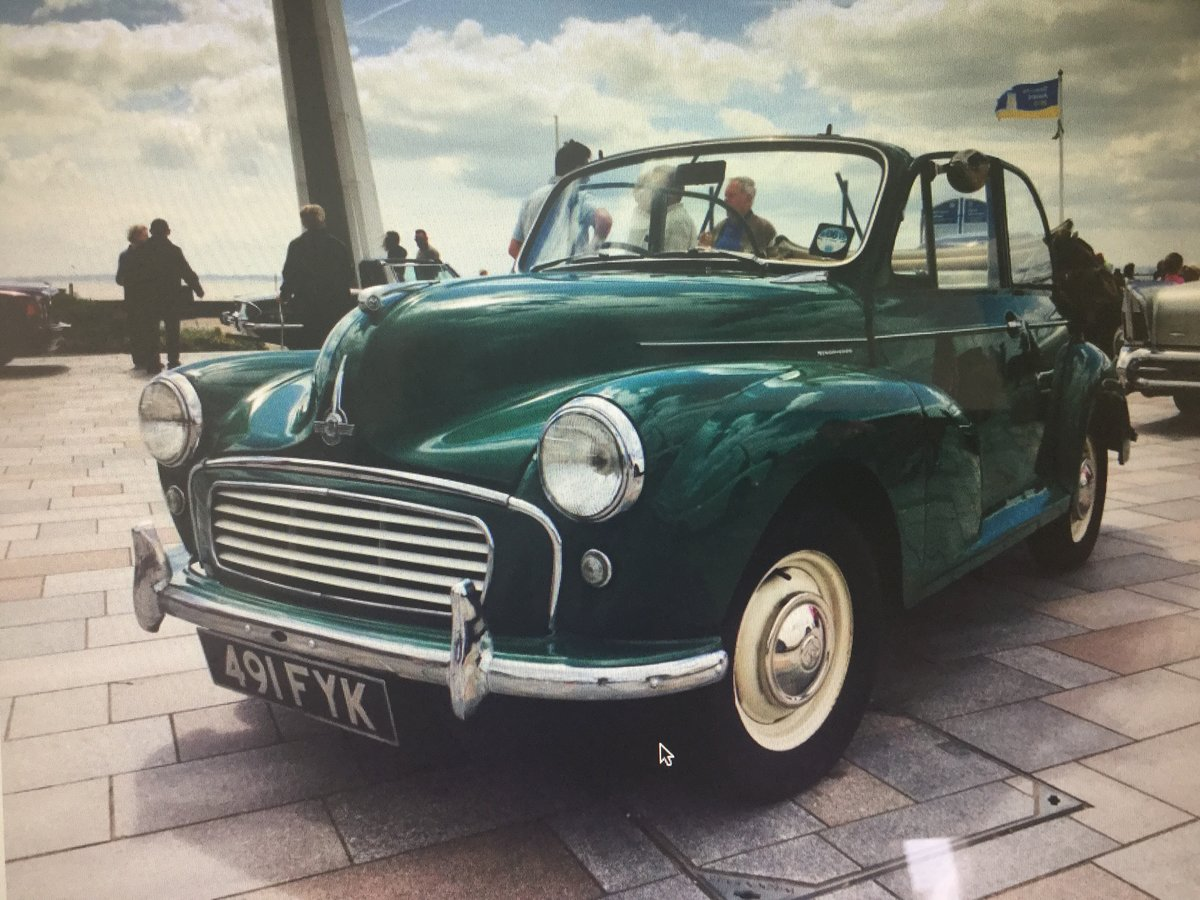 1963 Morris minor Genuine factory convertible For Sale (picture 4 of 6)