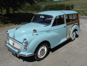 Picture of 1971 Morris Minor 1000 Traveller SOLD