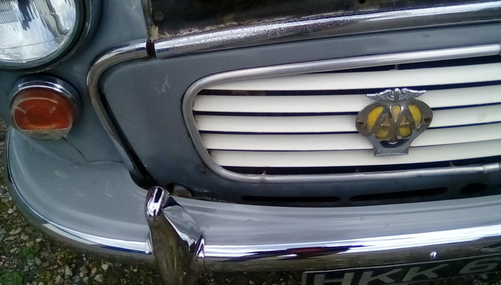 1966 Morris Minor 2 door saloon For Sale (picture 6 of 6)
