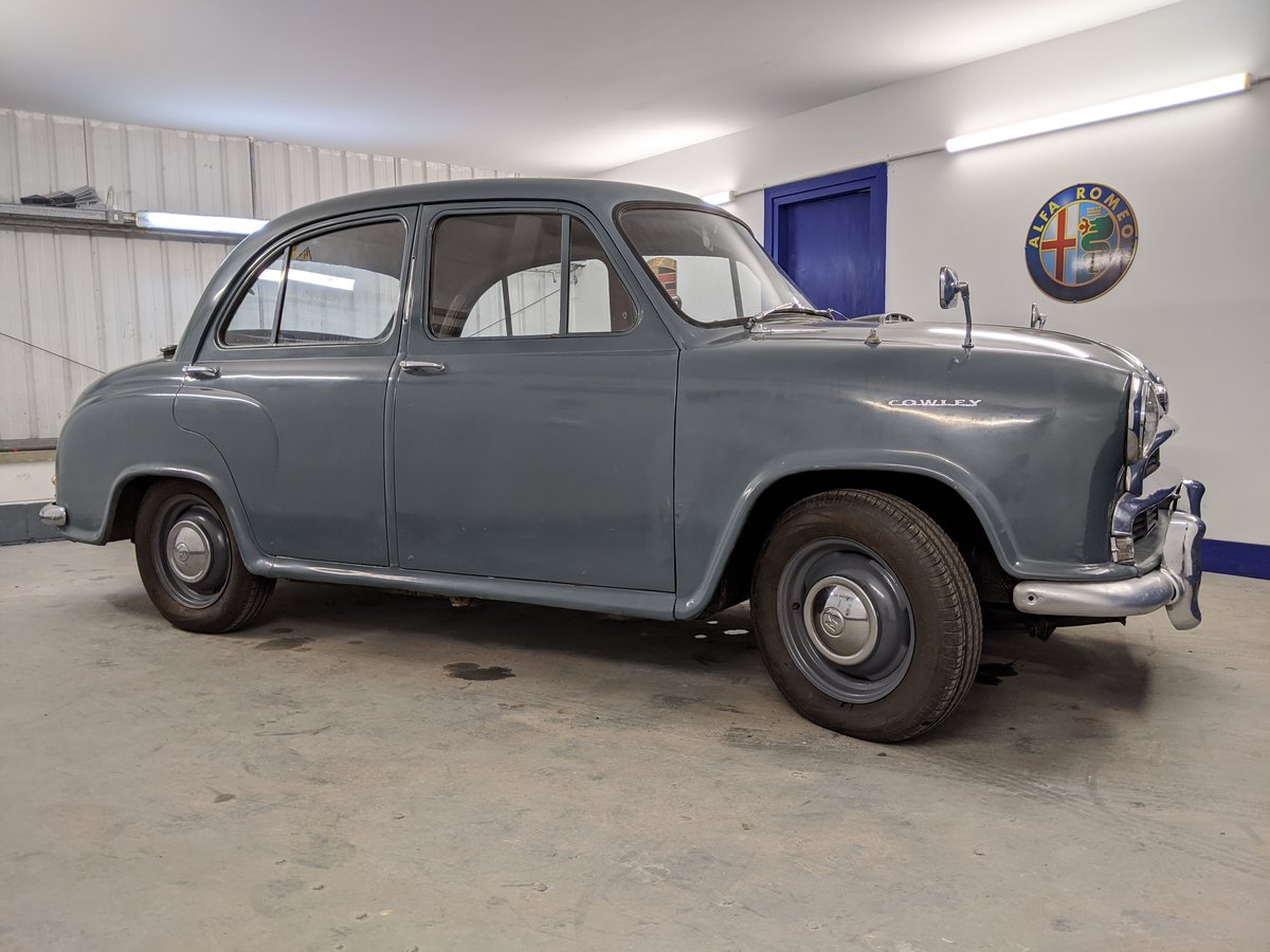 1955 Morris Cowley For Sale (picture 1 of 6)