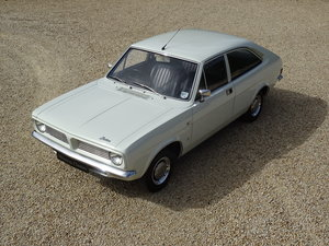 1972 Morris Marina Coupe – Stunning Early Example