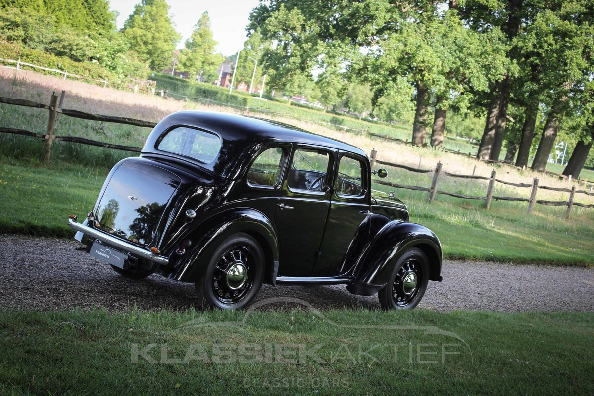 1946 Morris 8 in good condition For Sale (picture 4 of 6)
