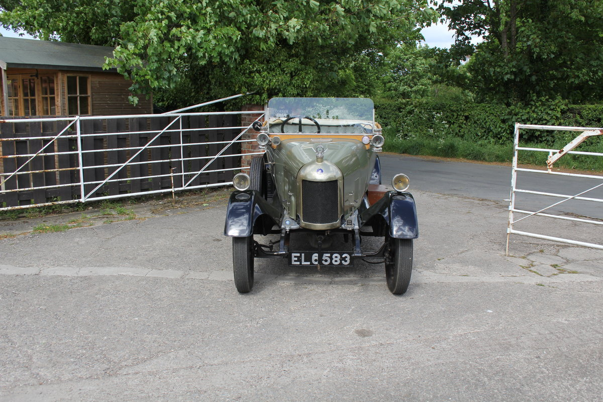 1922 Morris Bullnose Cowley Tourer, Beautifully Presented For Sale (picture 2 of 16)
