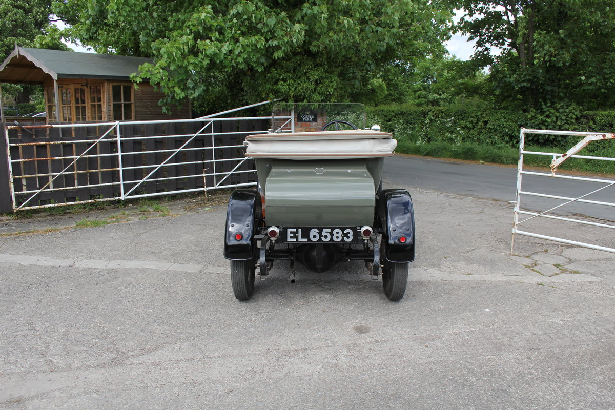 1922 Morris Bullnose Cowley Tourer, Beautifully Presented For Sale (picture 5 of 16)