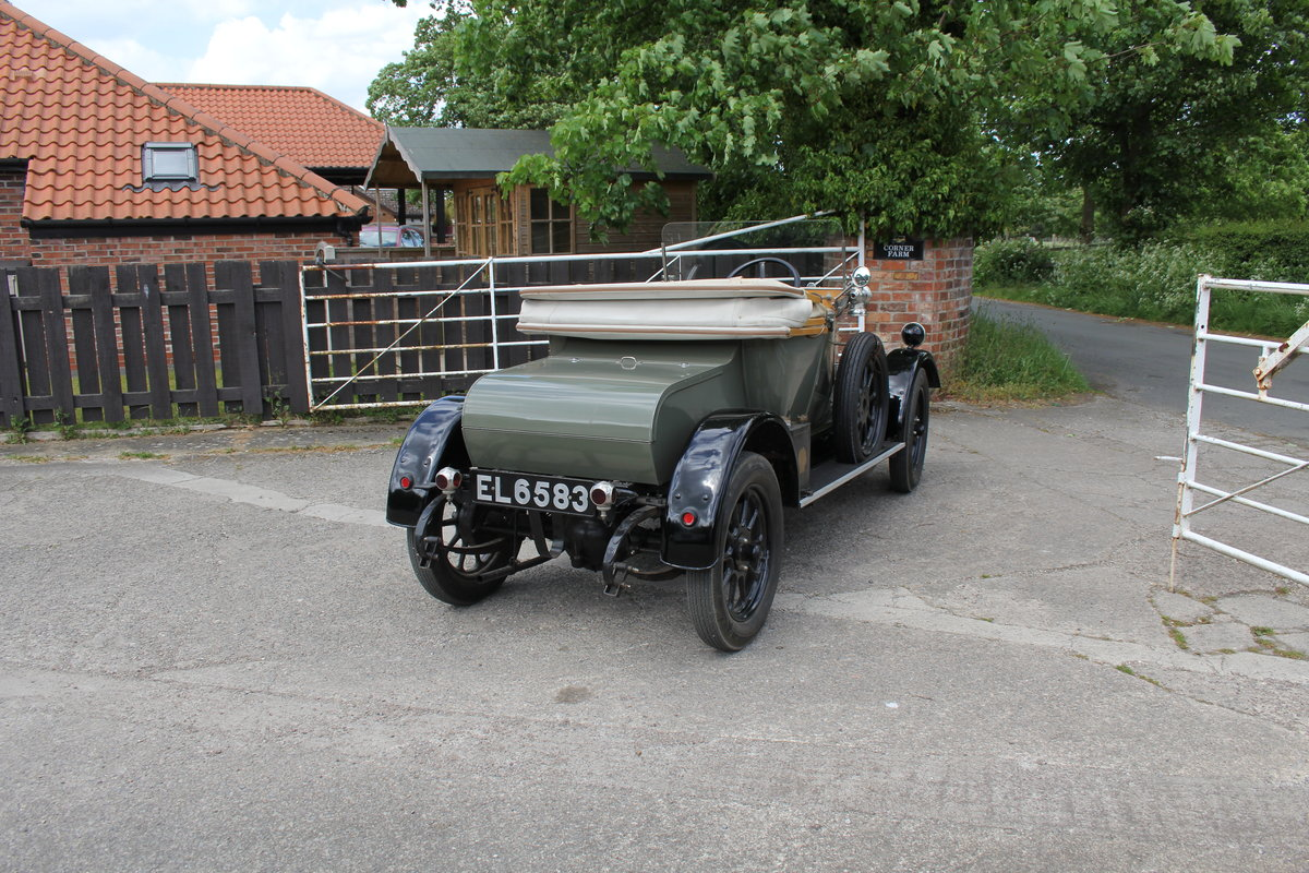 1922 Morris Bullnose Cowley Tourer, Beautifully Presented For Sale (picture 6 of 16)