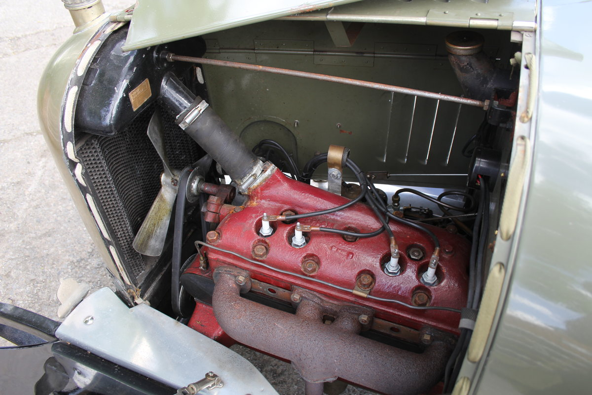 1922 Morris Bullnose Cowley Tourer, Beautifully Presented For Sale (picture 13 of 16)