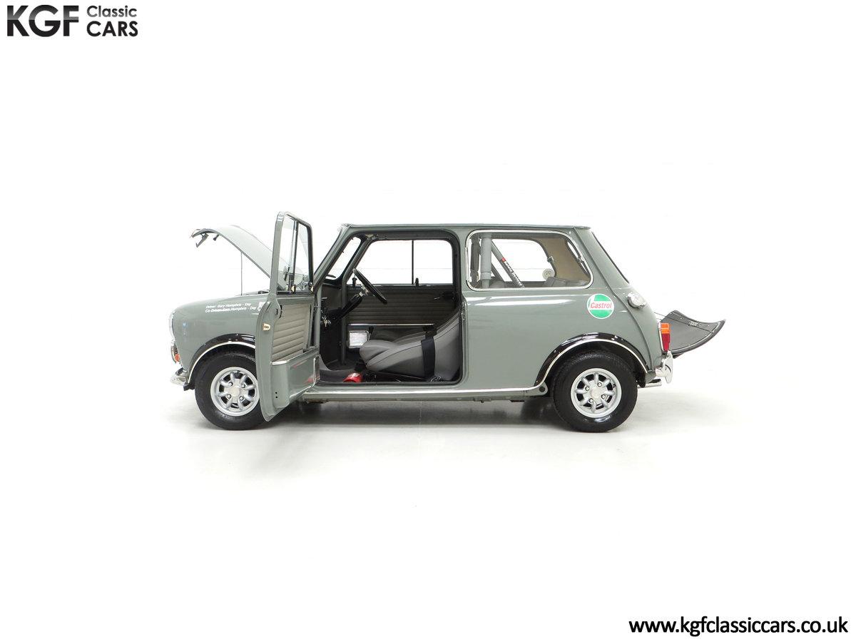 1965 A Rare Homologation Morris Mini Mk1 Cooper S 970cc For Sale (picture 7 of 24)