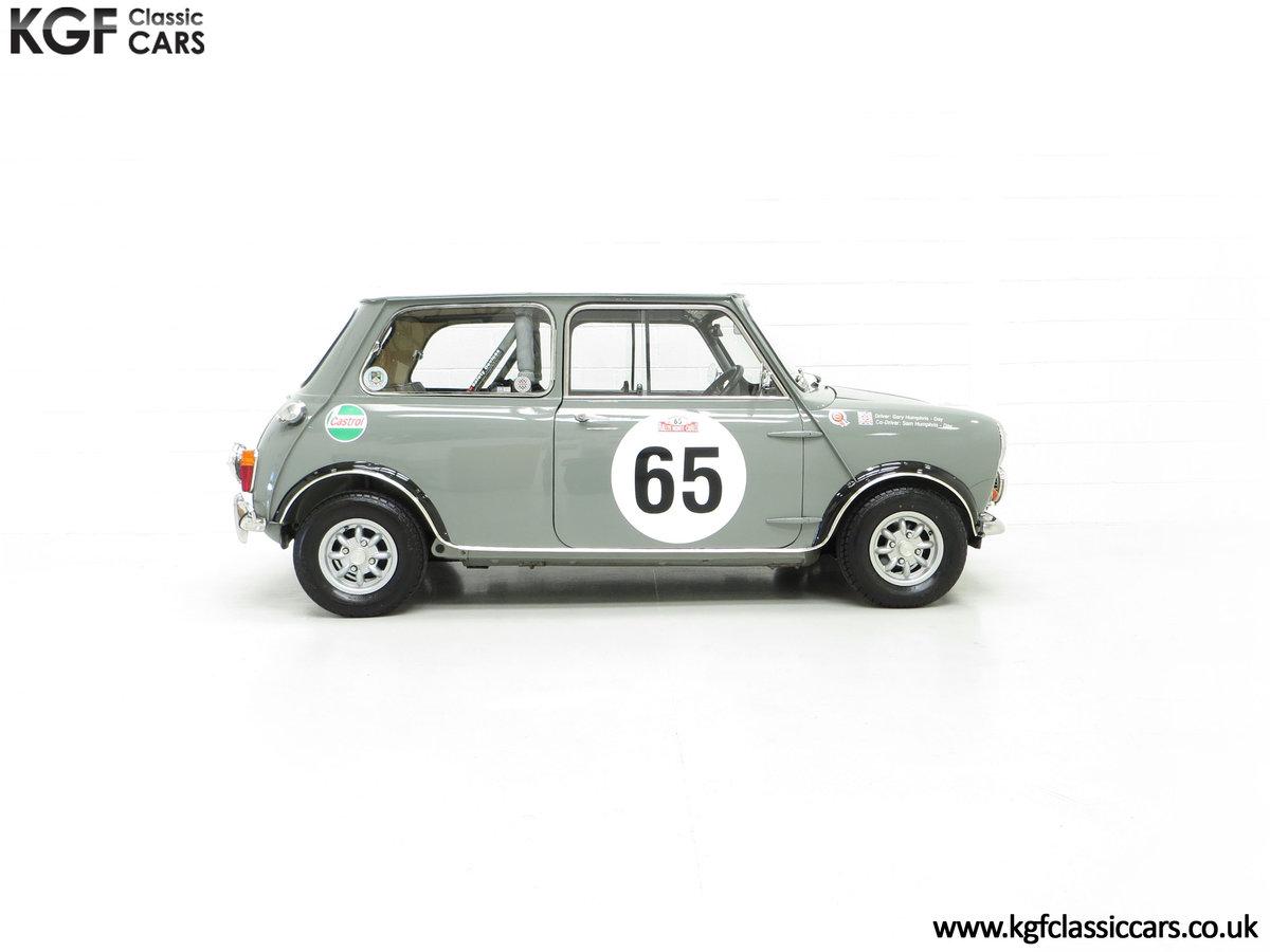 1965 A Rare Homologation Morris Mini Mk1 Cooper S 970cc For Sale (picture 14 of 24)