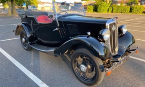 Picture of 1937 Morris 8 Tourer SOLD by Auction
