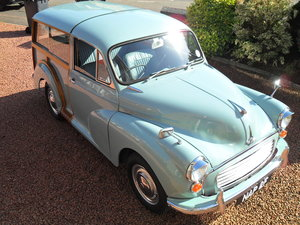 Morris minor traveller     DEPOSIT NOW TAKEN.