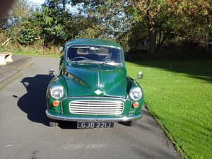 1971 J MORRIS 1000 PICKUP For Sale