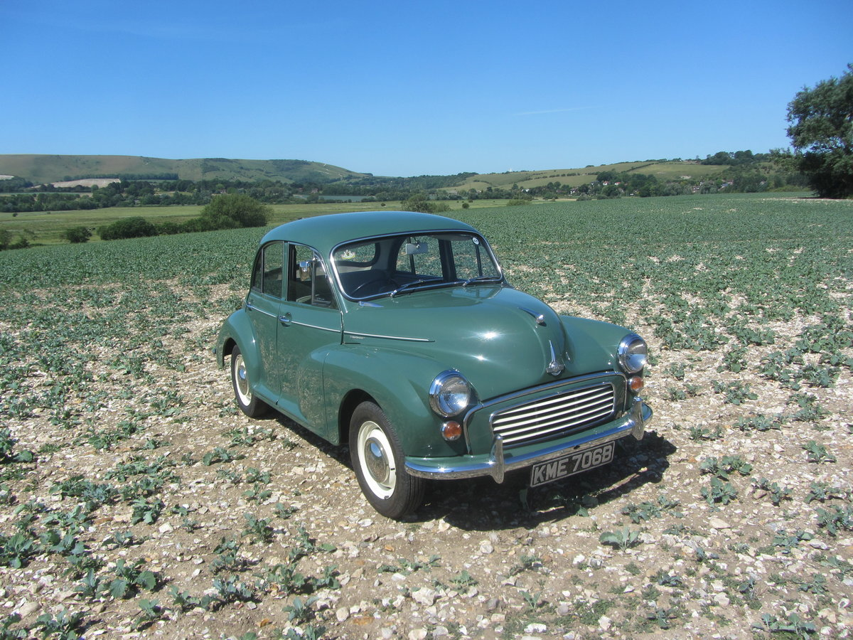 MORRIS MINOR SALOON 1964 For Sale (picture 1 of 6)