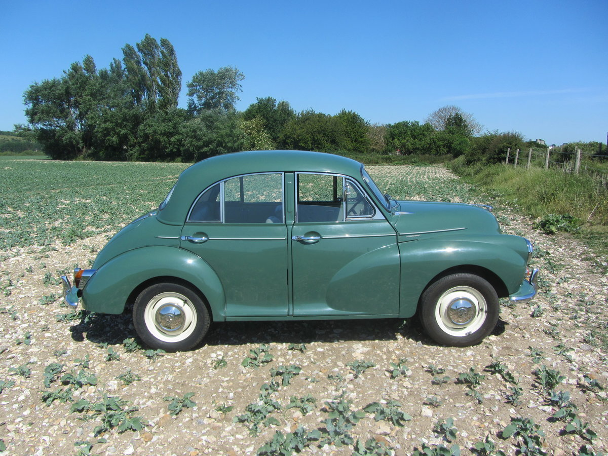 MORRIS MINOR SALOON 1964 For Sale (picture 3 of 6)