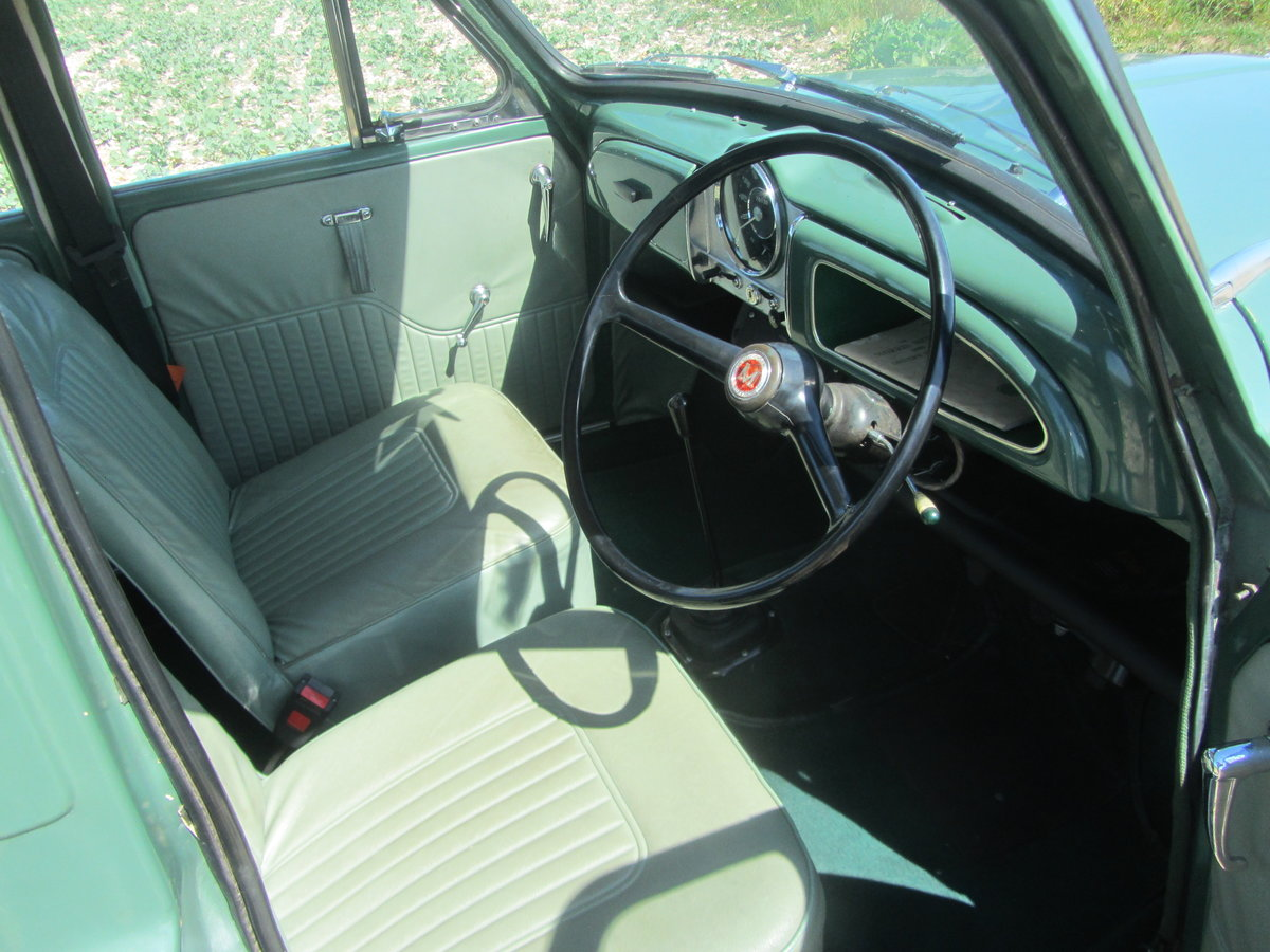MORRIS MINOR SALOON 1964 For Sale (picture 5 of 6)