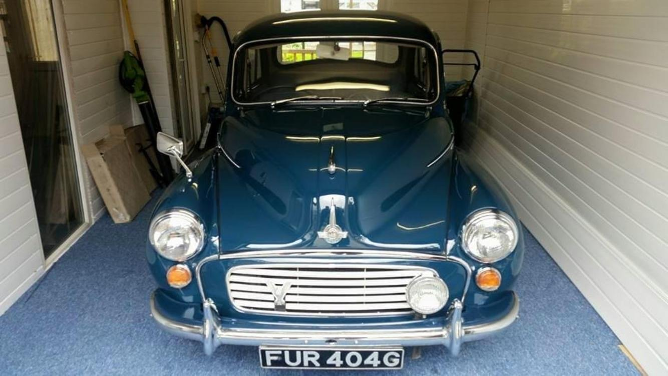 1967 Morris Minor 1000 For Sale (picture 1 of 6)
