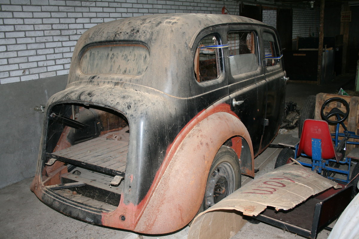 1939 Morris Twelve Four – The Netherlands For Sale (picture 1 of 6)