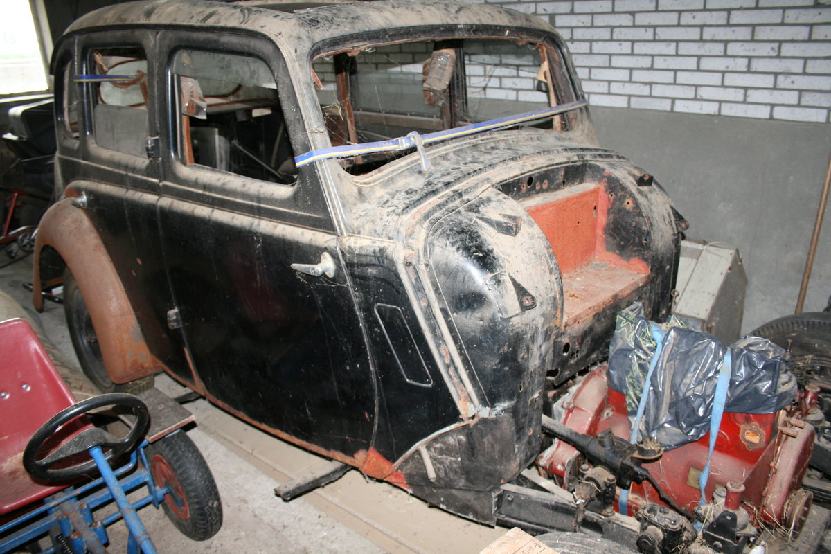 1939 Morris Twelve Four – The Netherlands For Sale (picture 2 of 6)