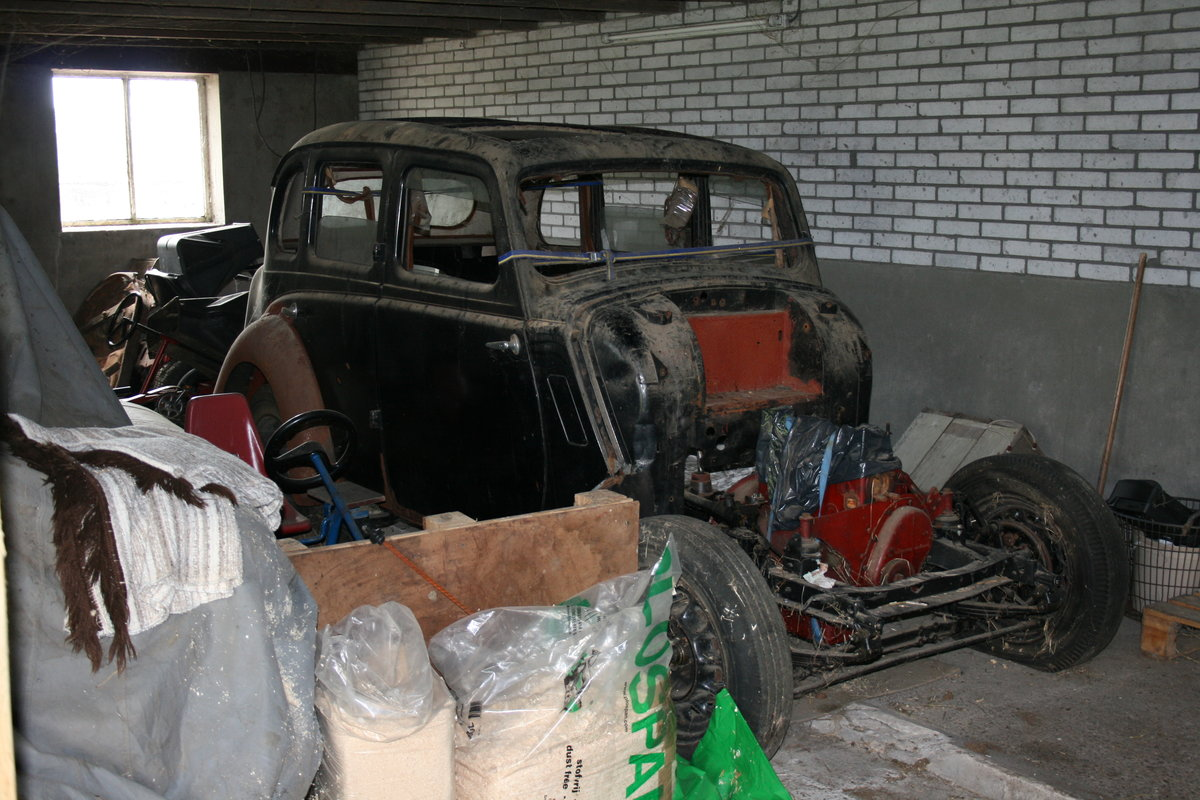 1939 Morris Twelve Four – The Netherlands For Sale (picture 6 of 6)