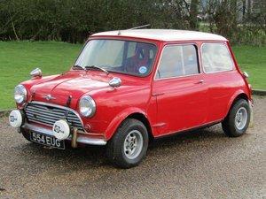 1963 Morris Mini Cooper at ACA 20th June  For Sale